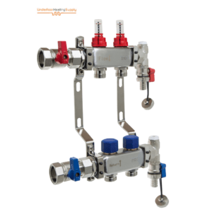 Reliance Manifold with flow meters end sets